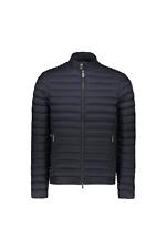 CIESSE PIUMINI GARY GIUBBOTTO UOMO Piuma LIGHT 2019 Zip BIKER jacket LIGER BLU