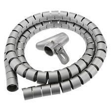 Tubo Passacavi A Spirale  Ø Cm 2 X Mt 2