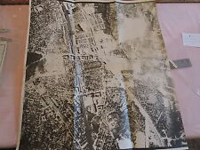 Rare 1930s Aerial Photo 18x20 Queens Blvd Forest Hills Union Tpke NYC