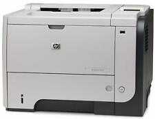 HP Laserjet P3015DN Mono A4 Printer Duplex Network Low Count Under 11k, WARRANTY