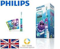 ! NEW PHILIPS HX6322/04 Sonicare For Kids Rechargeable sonic Electric Toothbrush