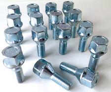 16 x wheel bolts. M12 x 1.5 Taper 19mm Hex 26mm Thread Length