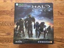 Microsoft Xbox 360 Slim Halo: Reach Limited Edition 250gb Silver Console System