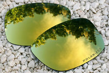 Yellow Gold Polarized Replacement Sunglass Lenses for Oakley Jupiter Squared