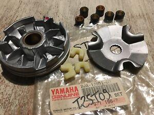 Yamaha 2JA-17601-00 kit embrayage primaire scooter