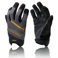 Mens Work Gloves LEVEL 5 Cut Resistant Tear Abrasion Resistant Safety Work Glove