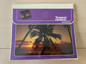 Vintage Trapper Keeper Notebook By Mead