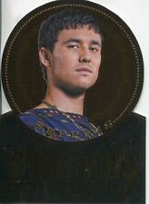 Spartacus Vengeance Die Cut Gold Plaque Chase Card GV5