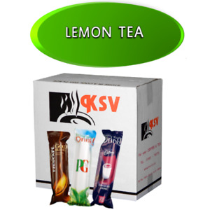 Lemon Tea for 73mm In-Cup Vending Machines INCUP Drinks x300