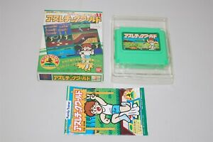 FAMILY TRAINER 1 : ATHLETIC WORLD Japan Nintendo famicom game
