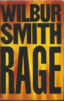 Rage By Wilbur Smith. 9780434714186