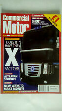 Commercial Motor Magazine 21 September 2006