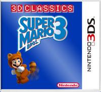 • Super Mario Bros. 3 • Nintendo 3DS • Digital Full Game • Retro • Vintage • 2DS