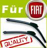 2 Scheibenwischer Wischerblätter Spezifisch für Fiat CROMA 2 2005+