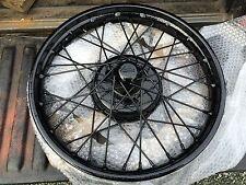 VIntage Classic Wheels Restoration - Austin 7 Ruby Chummy Box Ulster Special