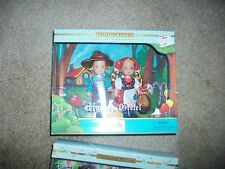 Barbie Kelly and Tommy As Hansel and Gretel STORYBOOK COLLECTOR Set