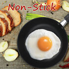 """8.7"""" Carbon Steel Non Stick Coating Frying Pan Cast Iron Skillet Home Kitchen"""