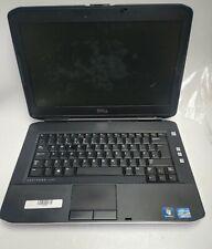 Dell Latitude E5430 Laptop 3rd Gen Core i3 2GB RAM No HDD No Battery No AC - L17