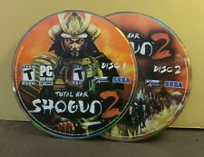 TOTAL WAR SHOGUN 2 (PC) EXCELLENT CONDITION (NO KEY CODE) #061