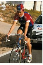 CYCLISME carte cycliste FELIX GARCIA CASAS équipe ARTIACH 1993