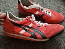Asics Onitsuka Tiger shoes tennis Sneakers Red Men's (SIZE 13) Shoes