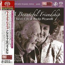 ALEXIS COLE FEAT.NICKI PARROTT & BUCKY PIZZARELLI-BEAUTIFUL...-JAPAN SACD J76
