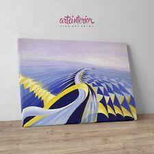Benedetta Cappa, Velocità di Motoscafo - Stampa Giclée su tela Canvas Fine Art