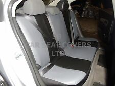 i - TO FIT A TOYOTA LUCIDA CAR, S/ COVERS, ARTIFICIAL LEATHER, BLACK 59.99