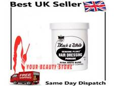 Genuine Pluko HAIR DRESSING POMADE by Black and White 200ml