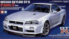 Tamiya 1/24 Nissan Skyline GT-R V-Spec II Plastic Model Kit #24258