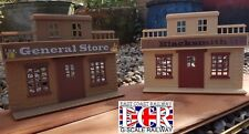 G SCALE 45mm GAUGE BLACKSMITH & STORE BUILDING RAILWAY TRAIN 1:32 SCALE