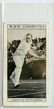 (Gs564-JB) Phillips BDV, Whos Who in Aust Sport, Patterson / Heroic 1933 VG+