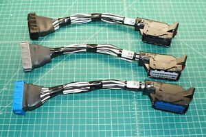 Inline jumper intercept harnesses GM GDI E92 ECU LT1 L86 LT4 L83 Corvette Camaro