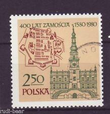 Polonia n. 2679 Gest. 400 anni Zamosc -2
