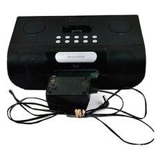 iLuv i177-01 iPod Dock Radio Aux In Alarm Clock