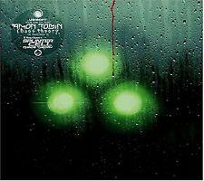 AMON TOBIN 'CHAOS THEORY - SPLINTER CELL' CD NEW UNPLAYED DISTRIBUTOR STOCK
