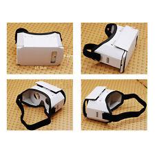 3D Google VR Virtual Reality Glasses Cardboard Box Game Movie for Smart Phone EF