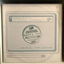 """Dylan & Facs – Beartrap / Ceptor 12"""" Drum and Bass Vinyl Biotic Records 2000"""