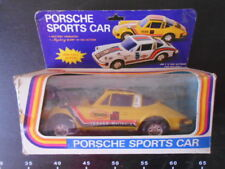 ☆˚。VINTAGE ACTION PORSCHE BATTERY OPERATED Sport Car 。˚☆