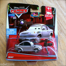 Disney PIXAR Cars BERT diecast 2015 LOST AND FOUND! 7/8 PRESS photographer