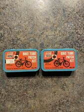 Vintage 2-pak Rema TT 02 Bicycle Tube Patch Kits for Bike Tire Flat Puncture