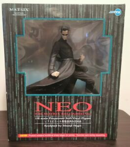 Matrix Reloaded NEO 1/6 PVC Figure, Free Tracked Postage Aus Wide
