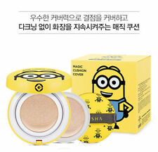 [MISSHA] MINIONS EDITION M Magic Cushion Moisture Speacial Package No.21