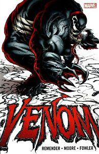 Venom By Rick Remender TP Vol 1 Flash Thompson symbiote Spider-Man Tony Moore