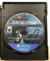 The Sinking City (Playstation 4 / PS4, 2019) Fast Free Shipping