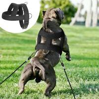Heavy Duty Dog Weight Pulling Training Harness Vest for German Shepherd Pitbull