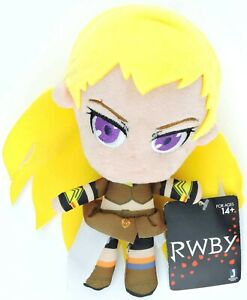"""RWBY Yang 8"""" 2016 Plush Jazwares Rooster Teeth Productions New With Tag"""
