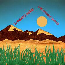 Sandro Perri Impossible Spaces Vinyl LP Record bonus MP3 & Poster jazz rock NEW!