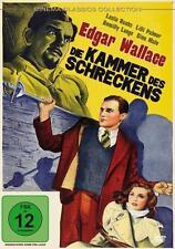 Edgar Wallace - Die Kammer des Schreckens DVD NEU