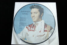 Elvis Presley HOT DOG PICTURE DISC LP - NEAR MINT 1984 AR-30019 DENMARK